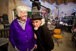 Steina a Woody v Santa Fe, foto: Vasulka Effect